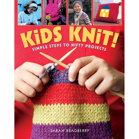 Sterling Publishing-Kids Knit!