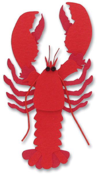 Jolee's By You Dimensional Stickers-Lobster