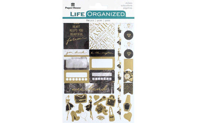 Paper House Life Org Sticker Planner Fifth Ave