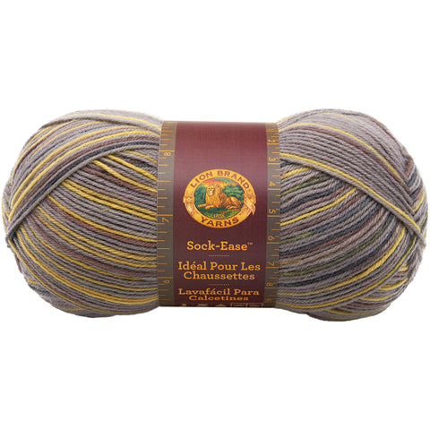 Lion Brand Sock-Ease Yarn-Rock Candy