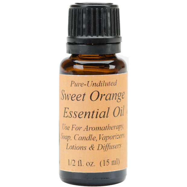 Essential Oil Open Stock .5oz-Orange