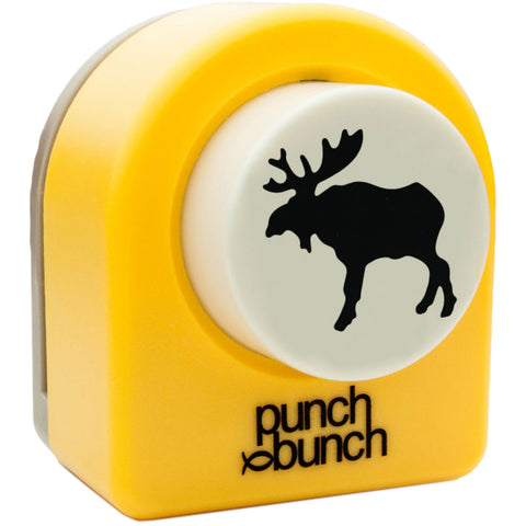 "Punch Bunch Large Punch Approx. 1.25""-Moose"