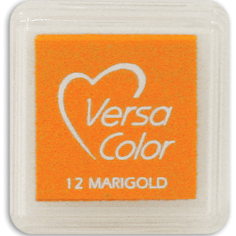 VersaColor Pigment Mini Ink Pad-Marigold