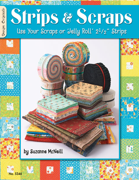 Design Originals-Strips & Scraps