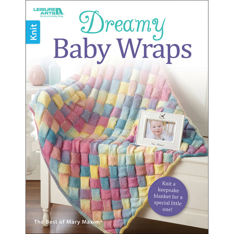 Leisure Arts-Dreamy Baby Wraps