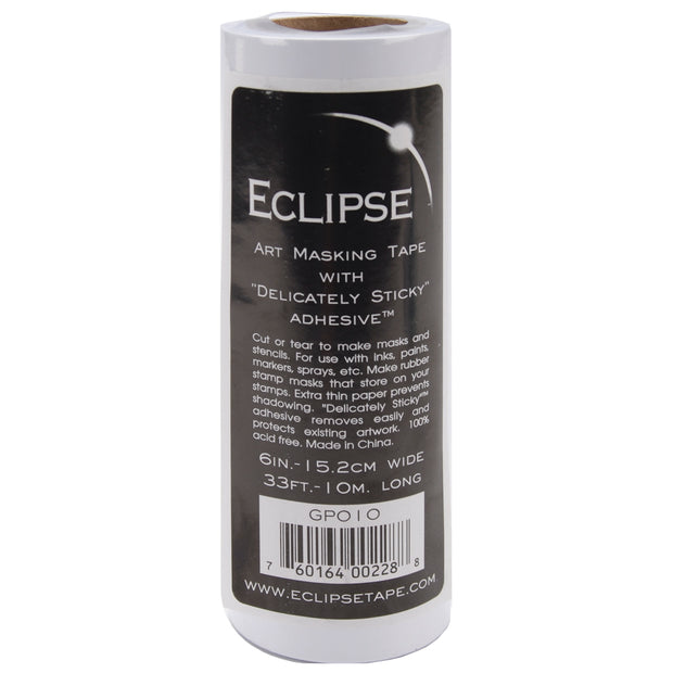 Eclipse Art Masking Tape Roll-15.2cmx10 Meters
