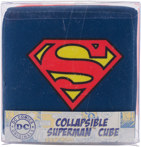 "Everything Mary DC Comics Mini Collapsible Box 4""X4""X4""-Superman"