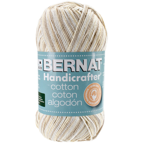 Handicrafter Cotton Yarn - Ombres-Queen Anne's Lace