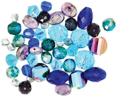 Design Elements Beads 28g-Rhapsody