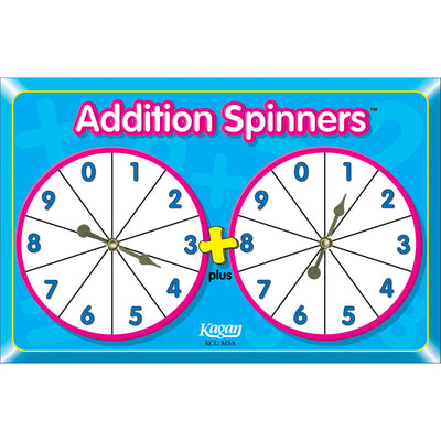 (10 EA) ADDITION SPINNERS