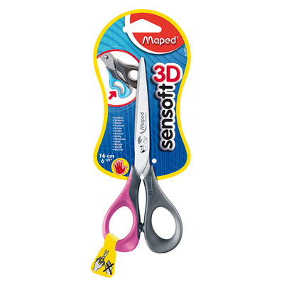 (12 EA) 6.5IN SENSOFT SCISSORS LEFT