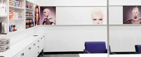 Paul Mitchell Focus Salon Design