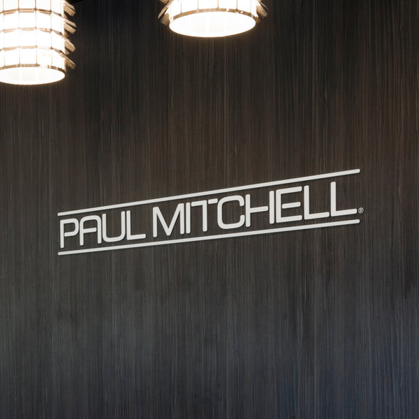 KEY AREA SIGNS - PAUL MITCHELL LOGO
