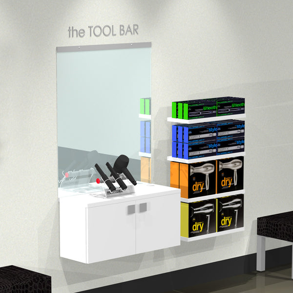the TOOL BAR - CAB