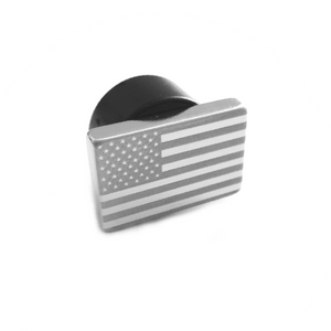 """The American"" Magnetic Tie Clip / Pin"