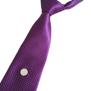 """The Hex"" Magnetic Tie Clip / Pin"