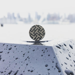 """Dressed To a T"" Magnetic Tie Clip / Pin"
