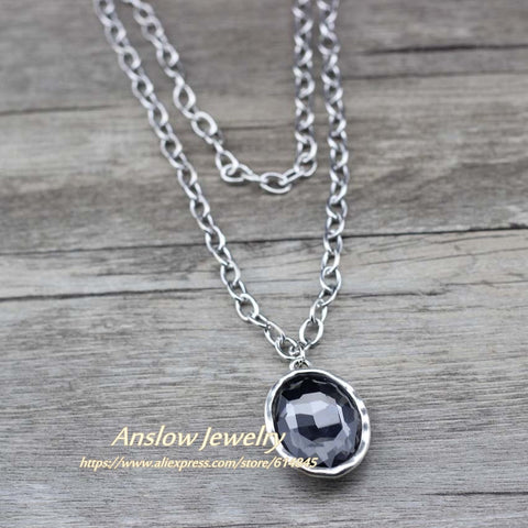 Image of Anslow New Design 2 Layers  Necklace