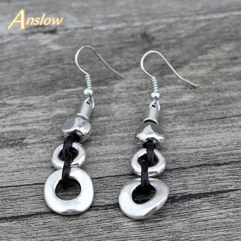 Image of Anslow Long Earrings
