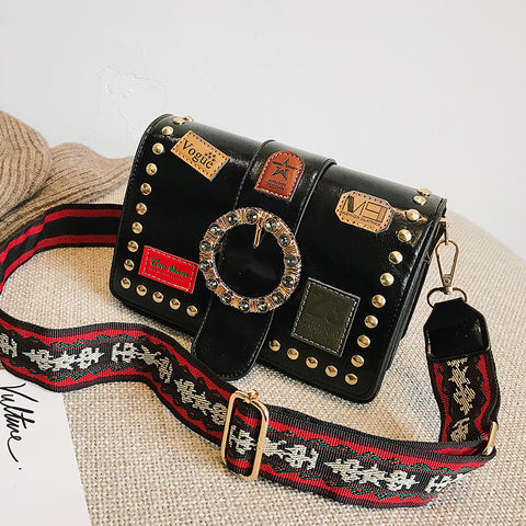 Image of Crossbody Bag PU Leather