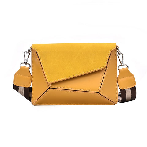 Flap Square Bag 2019 Summer New Quality PU Leather Bag