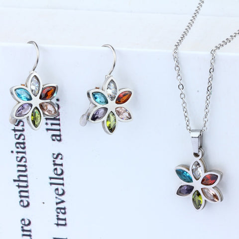 Jewelry Sets For Women Necklace Earrings Set Summer Fashion jewellery Accessories