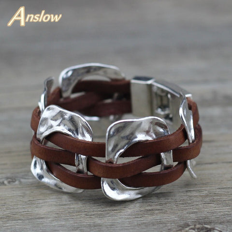 Anslow Brand Top Quality Fashion Jewelry New Arrivals Exaggerated Personality
