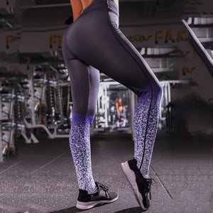 Women Fitness Seamless Leggings High Waist Workout Leggings Sporting