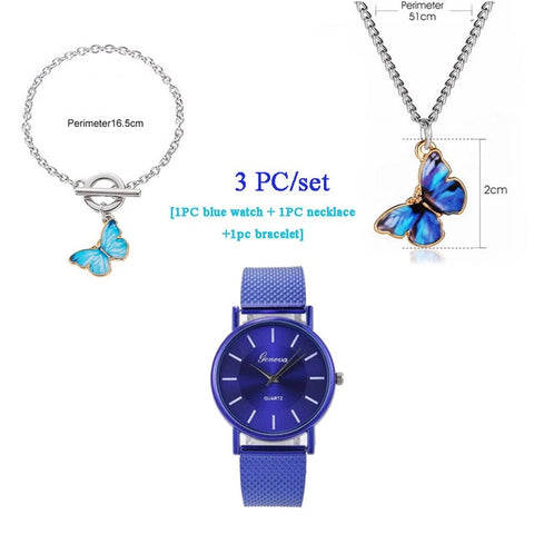 Brand Quartz Watch Woman's Wristwatch Fashion