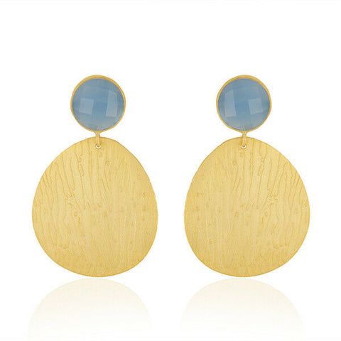 Many Variation Handmade Designer Gold Plated Brass Fashion Earrings