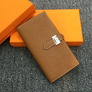 Fashion leather wallet