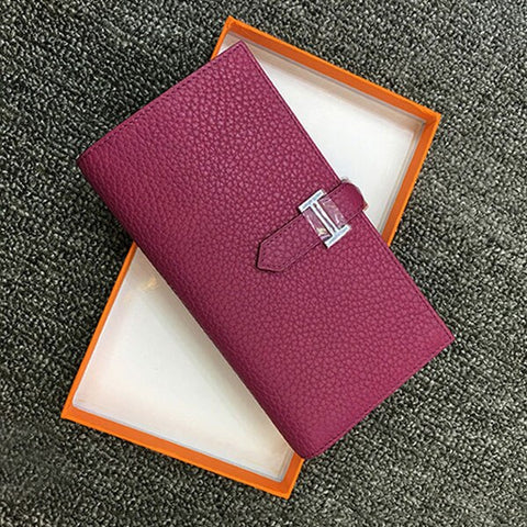 Image of Fashion leather wallet