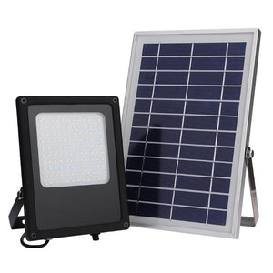 50W 120 LED Solar Power Light Sensor Flood Spot Lamp IP65 Waterproof Outdoor Garden Light Emergency Solar LED Lamp