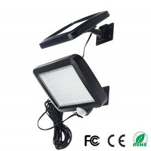 Load image into Gallery viewer, 56 LED Solar Lamp Outdoor Waterproof IP65 PIR Motion Sensor Solar Powered Garden Light  Wall Lamp Infrared Sensor Light