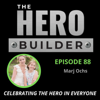 Guest spot on Everyday Heroes Podcast