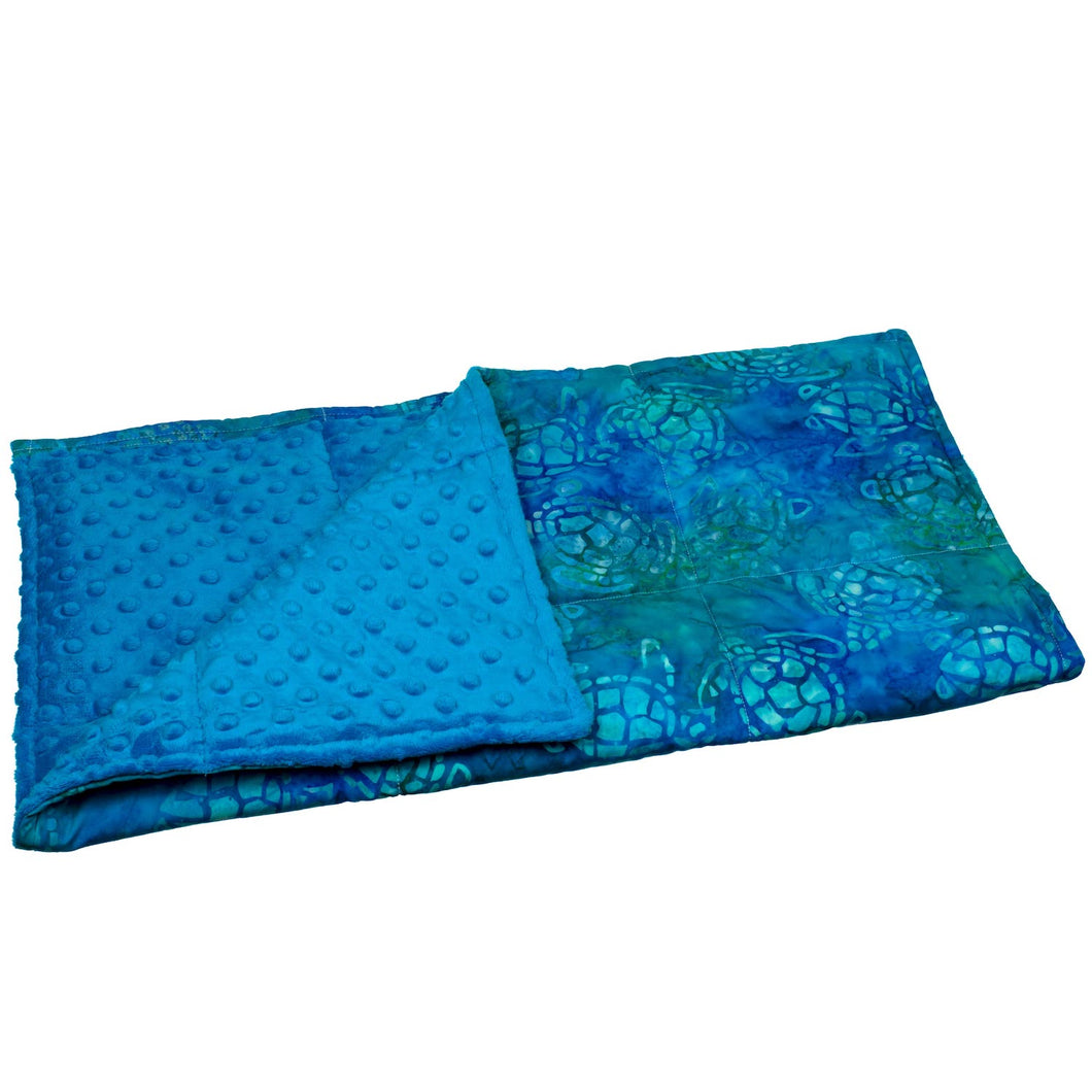 Blue Turtles Lap Pad
