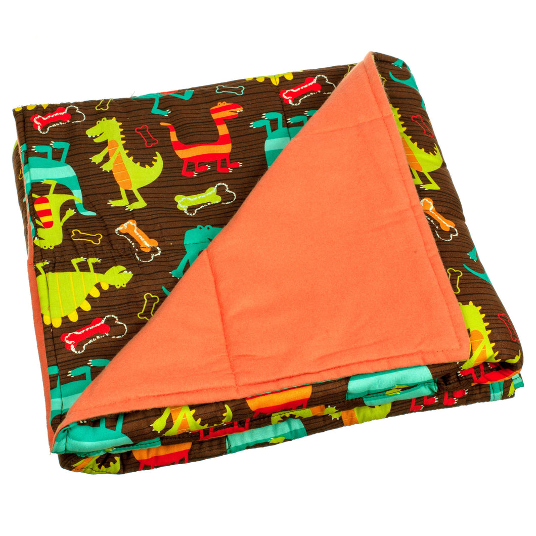 Dinos Weighted Blanket