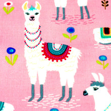 Load image into Gallery viewer, Llamas Weighted Blanket