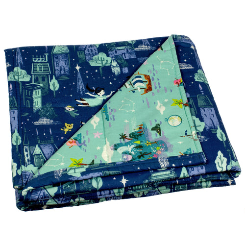 Peter Pan Weighted Blanket