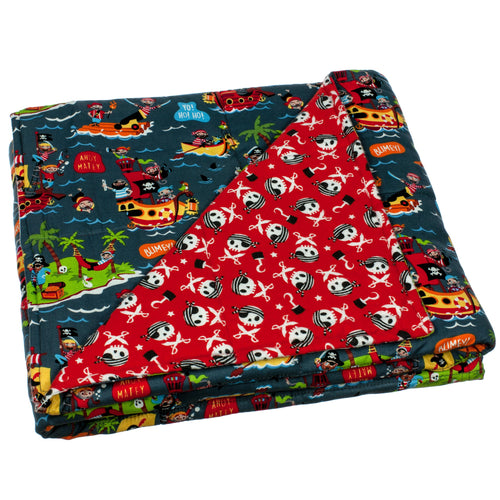 Pirates Weighted Blanket