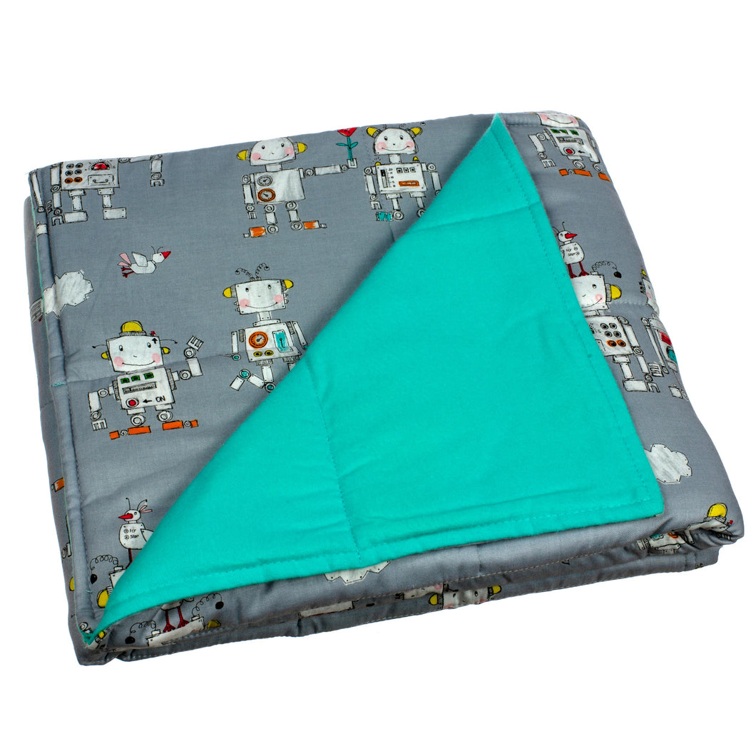 Robots Weighted Blanket