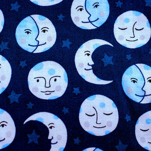 Good Night Moons Weighted Blanket
