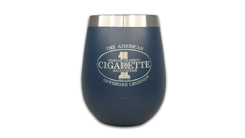 Yeti 10oz Wine TUMBLER (NAVY)
