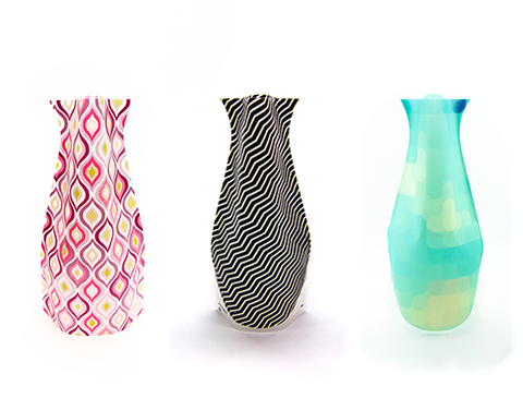Expandable Vases