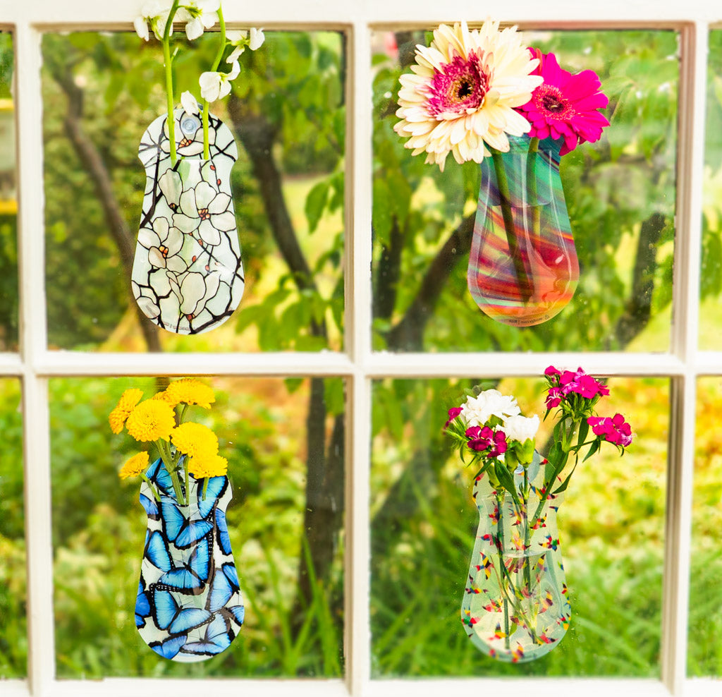 Suction Cup Vases
