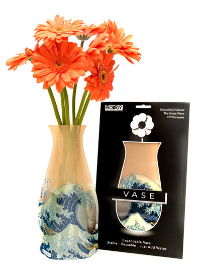 The Great Wave Vase - Modgy