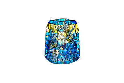 Louis C. Tiffany Dragonfly Luminaries - Modgy