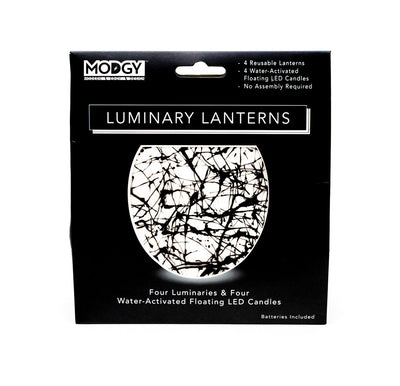 Inky Luminaries - Modgy