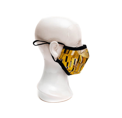 Klimt The Kiss Fashion Mask
