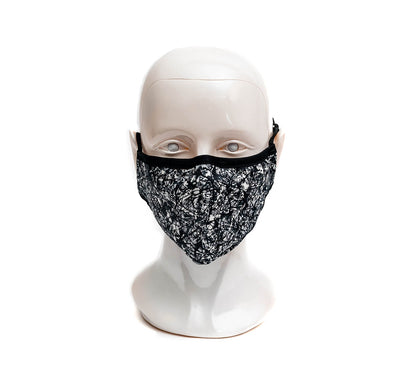Inky Fashion Mask